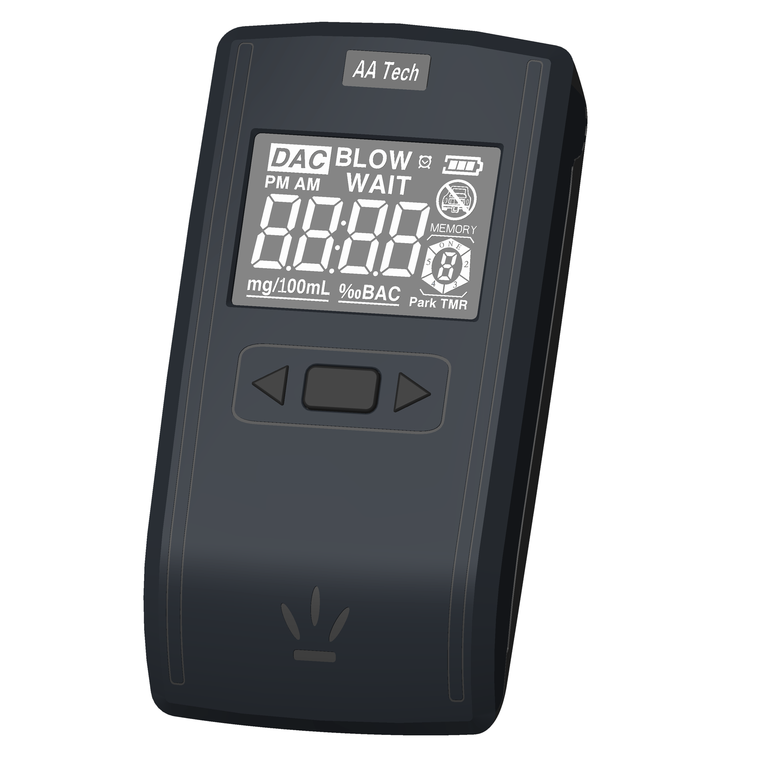 AA1682  alcohol tester