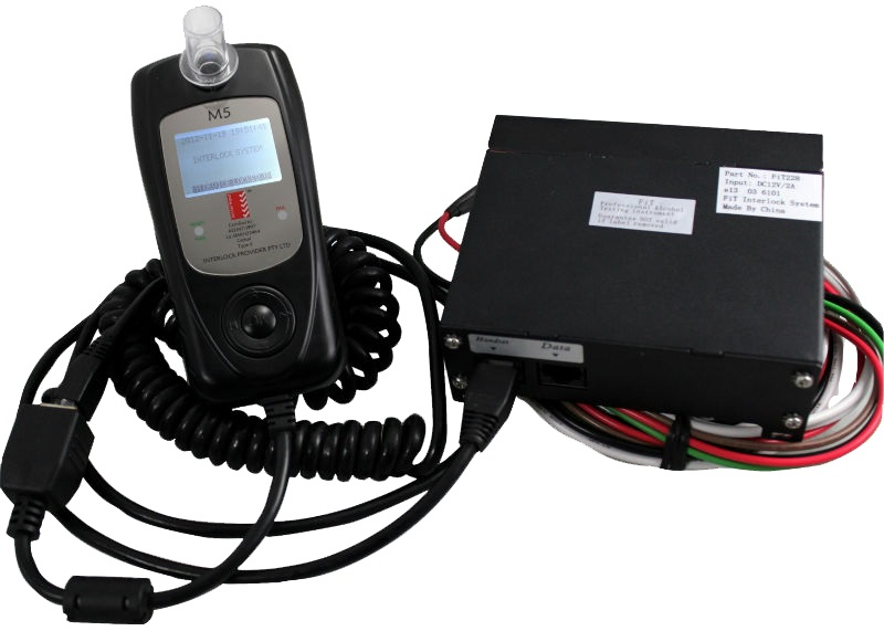 Breath Alcohol Tester Ignition Interlock Devices (BAIIDs)