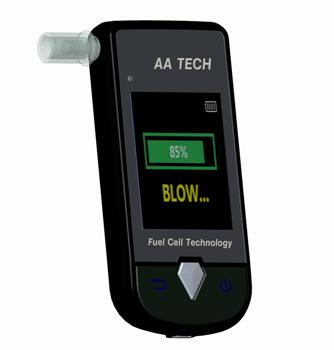Professional Breath Alcohol Tester (Fuel Cell Sensor) FiT233-pro