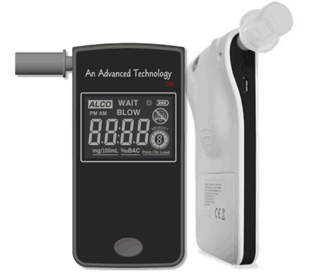 AA303LC Alcohol tester